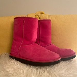 💥SOLD💥Pink UGG Boots